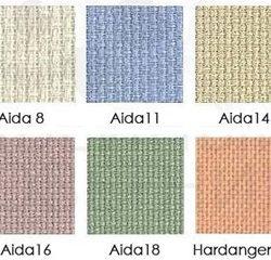 Калькулятор расчета канвы АИДА (Aida) для вышивки