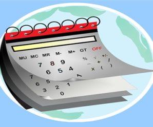 Калькулятор дней