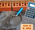 Калькулятор строительного раствора: расчет состава и пропорций