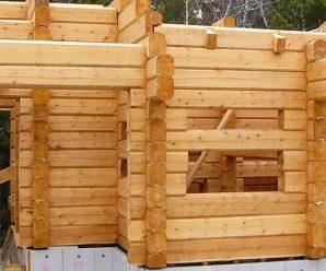лафет - строительство дома